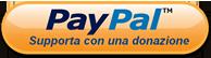 PayPal - Donazione